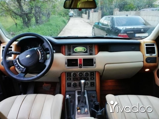 Rover in Zahleh - Range rover vogue 2004