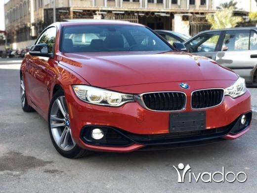 BMW in Beirut City - Bmw 428i 2014 super clean 34000 miles
