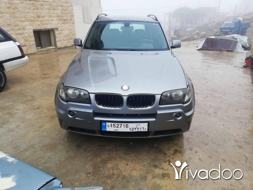 BMW in Jbeil - bmw x3 2005