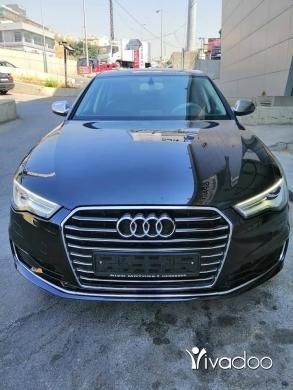 أودي في بعبدا - Audi A6