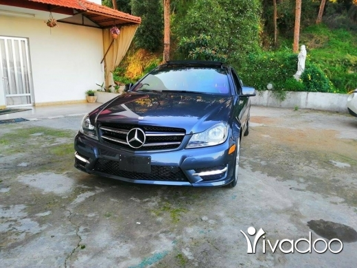 Mercedes-Benz in Beirut City - Mercedes C250 Coupe