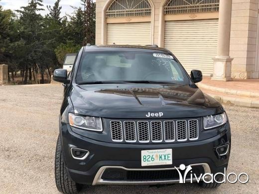 Jeep in Zahleh - Grand cherokee 2015 full