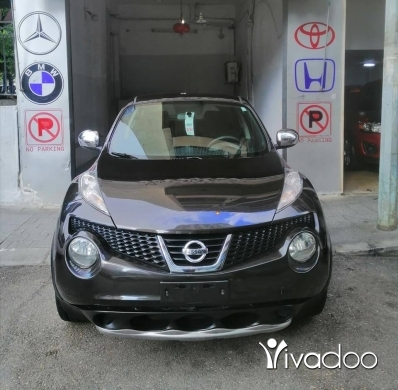 Nissan in Beirut City - NISSAN JUKE 2012 FULL
