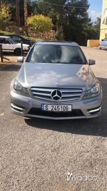 Mercedes-Benz in Beirut City - Mercedes c240