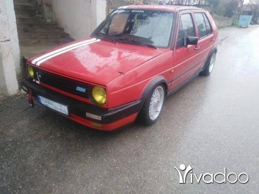 Volkswagen in Berqayel - golf 2