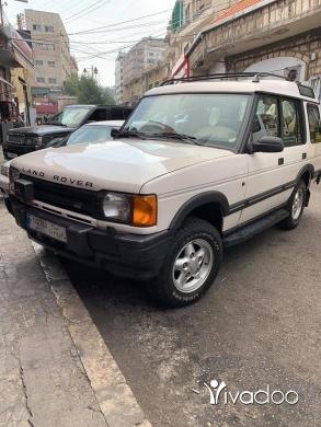 روفر في عاليه - Land rover discovery 1997
