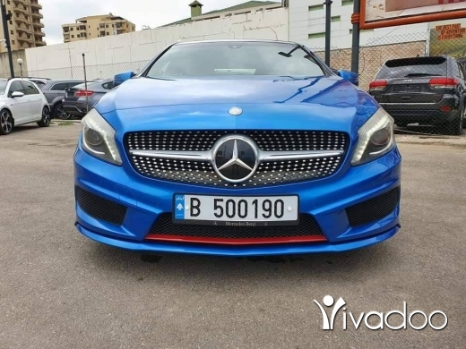 Mercedes-Benz in Beirut City - 2014 A250 AMG