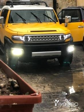 Toyota in Bekka - Toyota fj cruiser