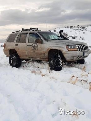 Jeep dans Beyrouth - jeep grand cherokee mod 2000