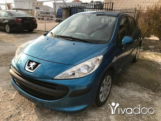 Peugeot in Beirut City - Peugeot 207 full