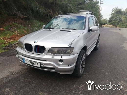 BMW in Aramoun - x5 model 2001 4.4 for sale or trade