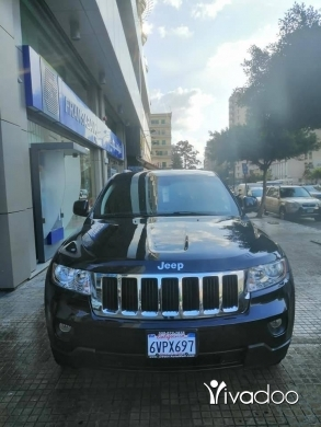Jeep in Beirut City - NEW GRAND CHEROKEE 2012
