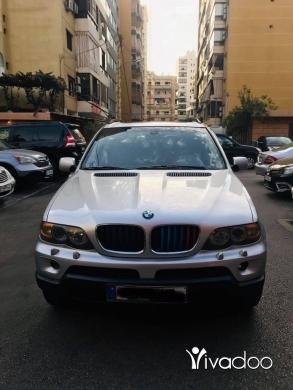 BMW dans Beyrouth - BMW X5