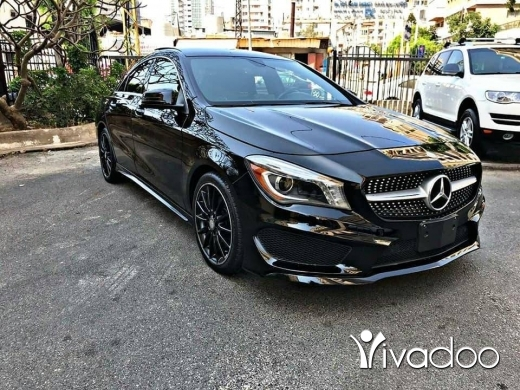 Mercedes-Benz in Beirut City - Mercedes Benz CLA 250
