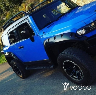 Toyota in Beirut City - Fj cruiser