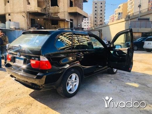 BMW in Beirut City - x5 2002 8 cylnder
