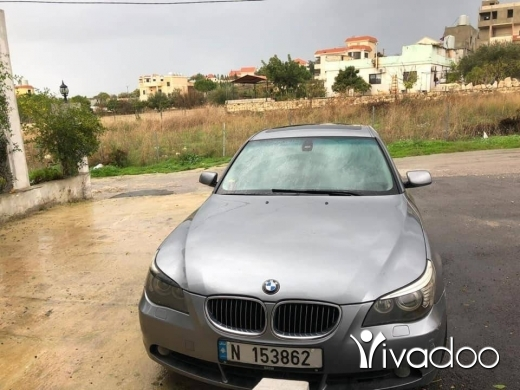 BMW in Ghaziyeh - Bmw 530i super ndefe full for sale se3er mahrou2