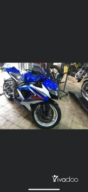Motorbikes & Scooters in Beirut City - Gsxr 750 for sell