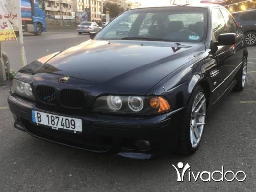 BMW in Choueifat - Bmw 523 i Model :1997  كتير نظيفة