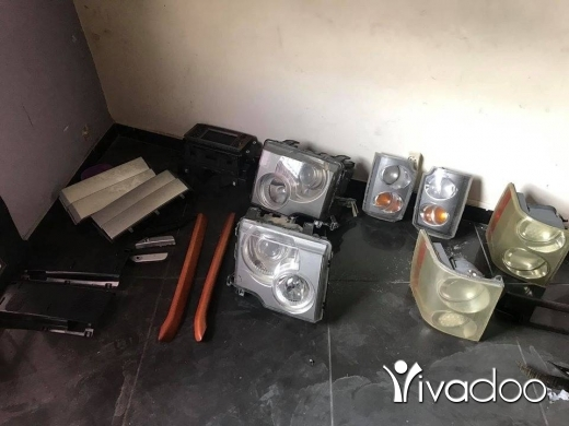 Replacement Parts in Tripoli - accesories range voque