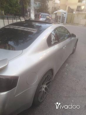 Infiniti in Beirut City - Car
