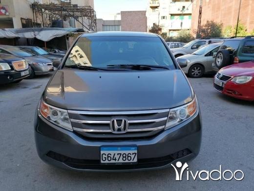 Honda in Beirut City - هوندا اودسي موديل 2011
