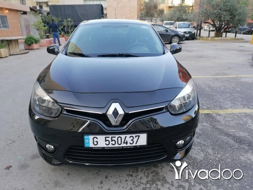 Renault in Beirut City - ‎رينو فلوينس موديل 2015‎