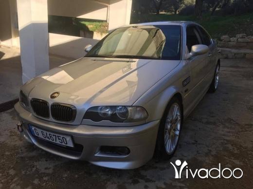 BMW in Nabatyeh - New boy 325
