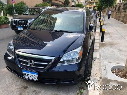 Honda in Tripoli - Honda odyssey exl