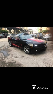 Chevrolet in Beirut City - ‎camaro rs 2011 كشف‎
