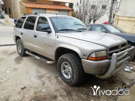 Dodge in Beirut City - Dodge Durango 2000 enkad