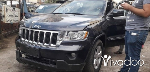 Jeep in Port of Beirut - Grand cherokee Laredo AWD