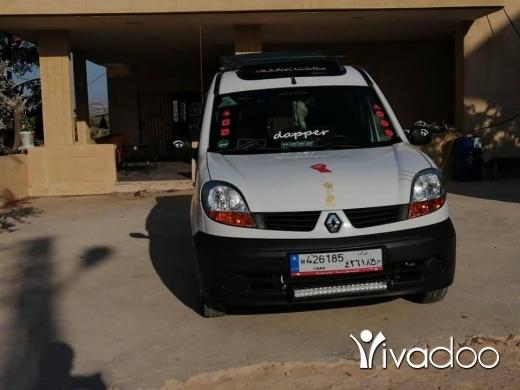 Renault in Tripoli - Reino rapid vites 2006