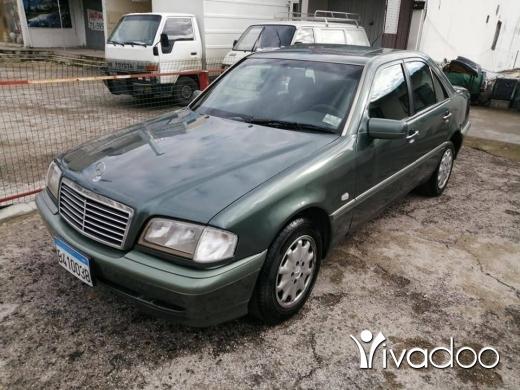Mercedes-Benz dans Zgharta - C 220 ٤ سلندر ٢٠٠ كلم/٢٠ ليتر