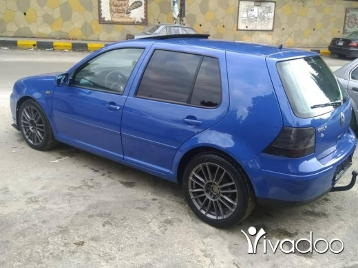 Volkswagen in Tripoli - For salle golf 4 model