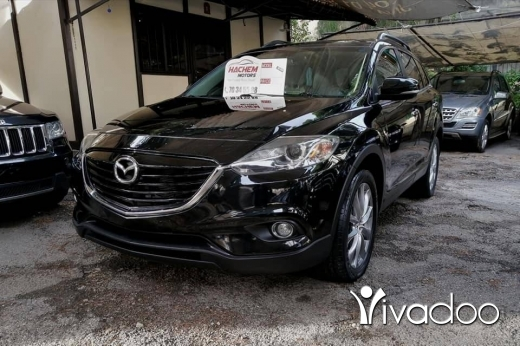 Mazda in Beirut City - CX9 BLACK 2014