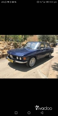 BMW in Baabdat - For sale bmw colection car 1970