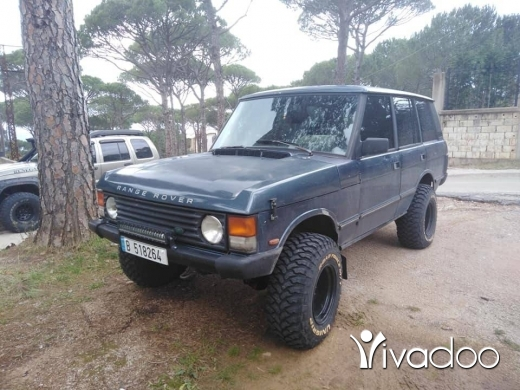 Jeep in Baabdat - For sale range rover 1988