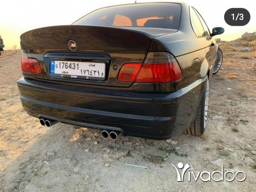 BMW in Tripoli - 2000 Bmw Bmw Series 3