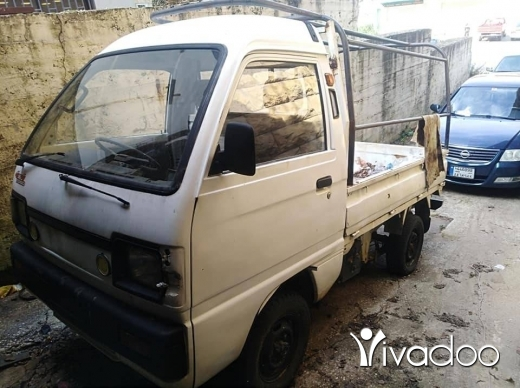 Vans in Baabda - 1990 suzuki carry 4x4