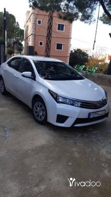 Toyota in Beirut City - Toyota corola 2015