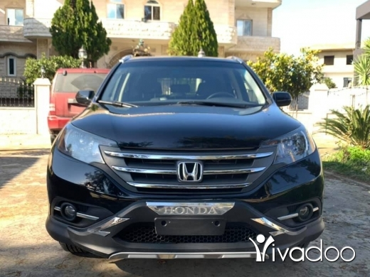 Honda in Tripoli - Honda crv model l 2012