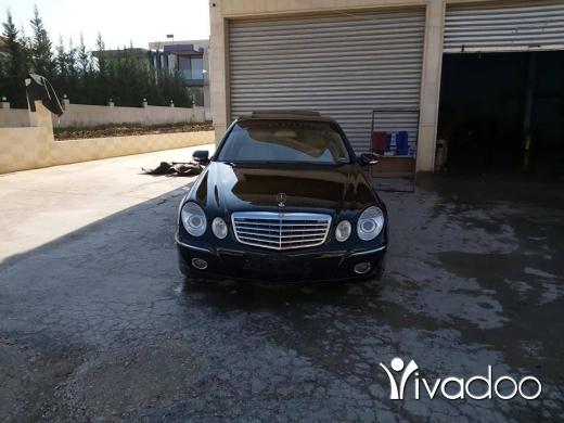 Mercedes-Benz in Bekka - E 350 merceds