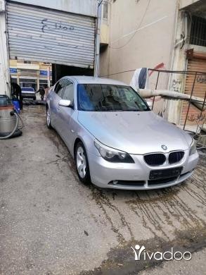 BMW in Sour - 520 موديل 2005 المانيه انقاذ