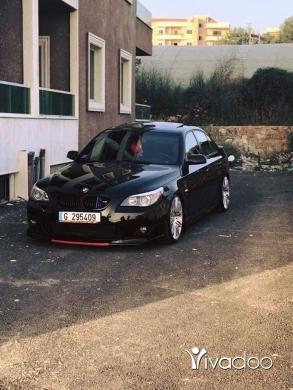 BMW in Beirut City - Bmw w 530 i model 2006 M-technik cleen carfax