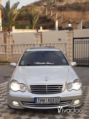 Mercedes-Benz in Saida - 2001 benz C-Class
