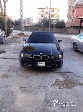 BMW in Zahleh - بأم نيو بوي كشف 330 موديل  قابلة للبدل على شي مناسب