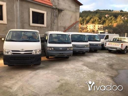Vans in Shhim - فان مازدا E2000 2010 لنفل الركاب