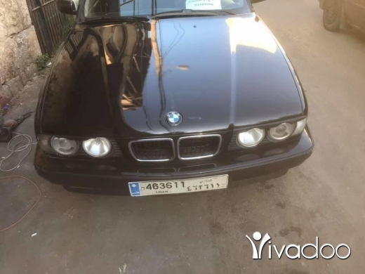 BMW in Tripoli - Miryata