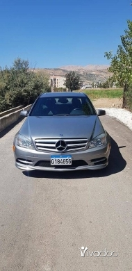 Mercedes-Benz in Zahleh - Mercedes c 300 2011